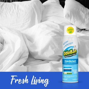 OdoBan Fresh Linen Continuous Spray